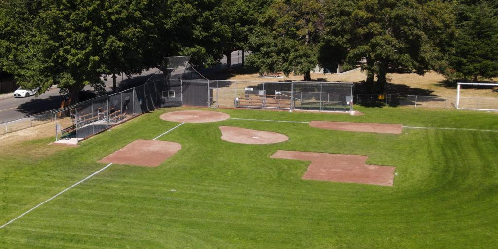 Girls Softball<br>Pemberton Park